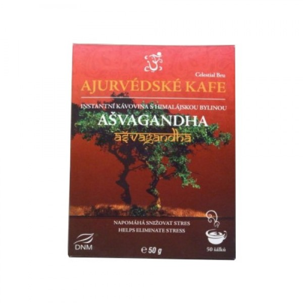 Ajurvédska káva ASVAGANDHA 50g