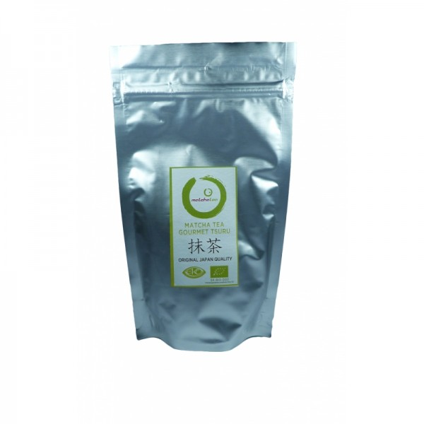 Matcha tea Tsuru BIO 100g