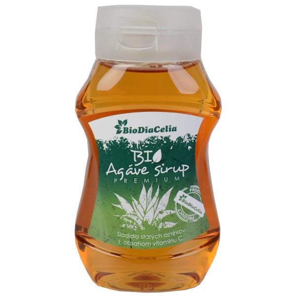 Agáve - prírodné premium sladidlo BioDiaCelia 350ml