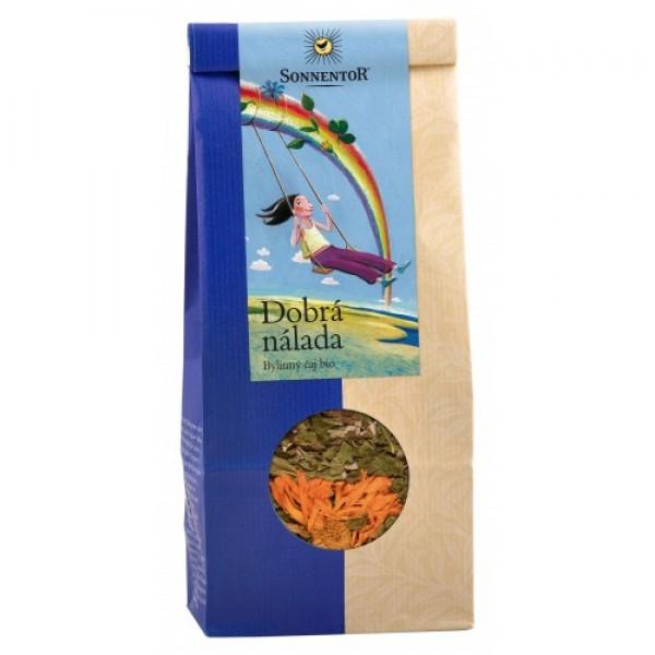 Čaj sypaný Dobrá nálada BIO 50g Sonnentor
