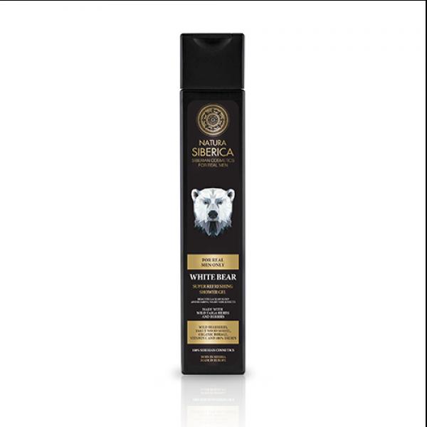 Sprchový gél pre mužov Biely medveď 250ml