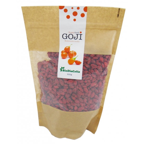 Goji Biodiacelia 500g