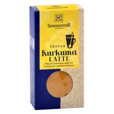 Kurkuma LATTE vanilka BIO 60g