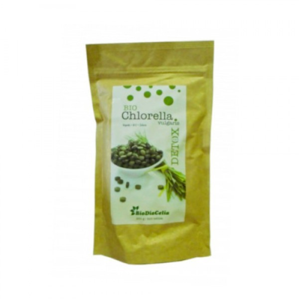 Chlorella BIO Biodiacelia 250g