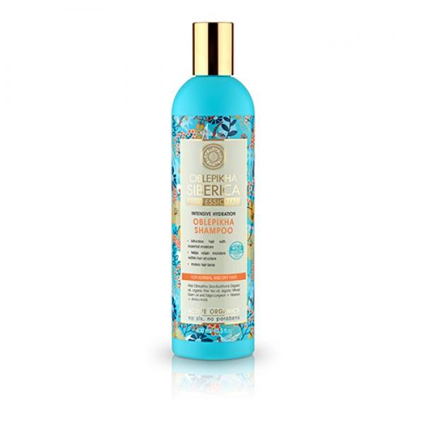Rakytníkový šampón intenz. hydratácia 400ml