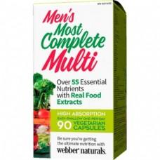 Multivitamín komplet pre mužov 90kapsúl
