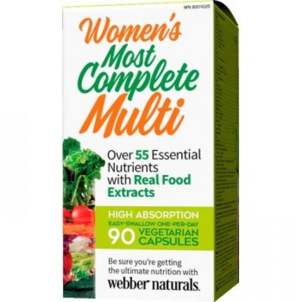 Multivitamín komplet pre ženy 90kapsúl