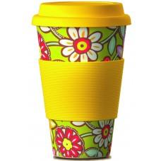 ECO BAMBOO CUP kvety