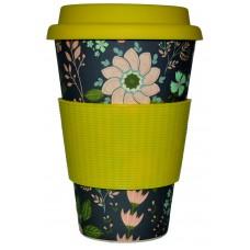 ECO BAMBOO CUP poľné kvety