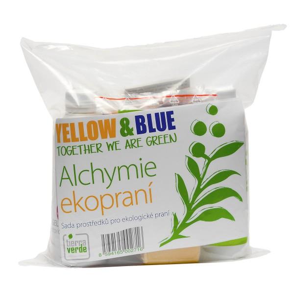 Štartovací balíček ekodrogéria Yellow&Blue 1ks