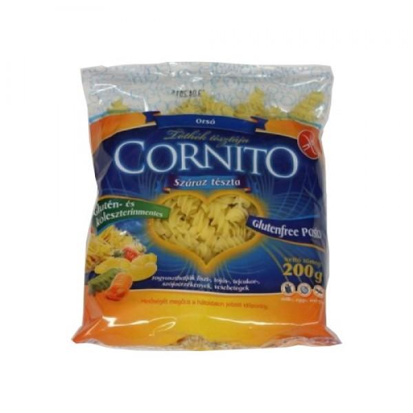 Cestoviny bezlepkové - špirály 200g Cornito