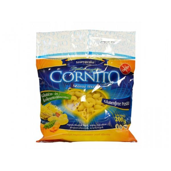 Cestoviny bezlepkové - kolienka 200g Cornito