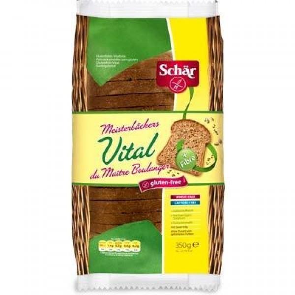 Chlieb bezlepkový s vlákninou Vital 350g