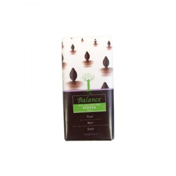 Horká čokoláda STEVIA bez cukru 85g Balance