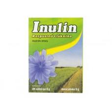 Inulín rozpustná vláknina 25x5g