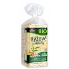 Chlebíčky ryžové BIO 140g Racio