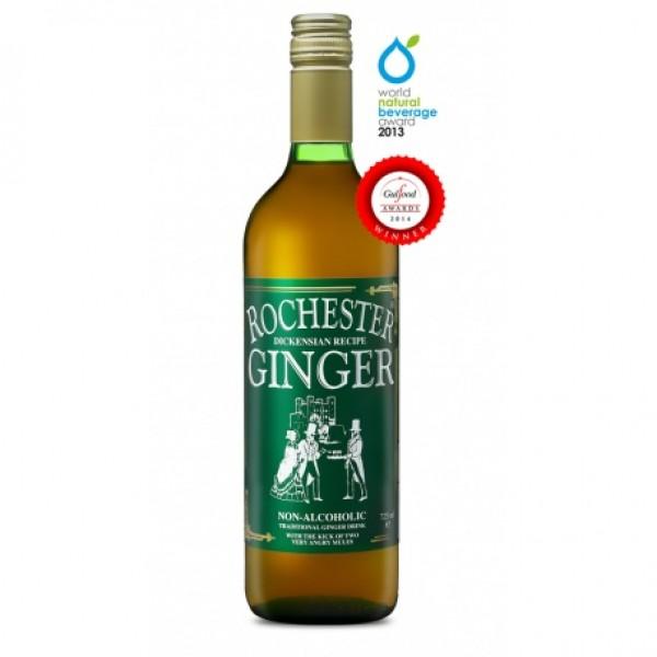Rochester Ginger zázvorový nápoj 245ml