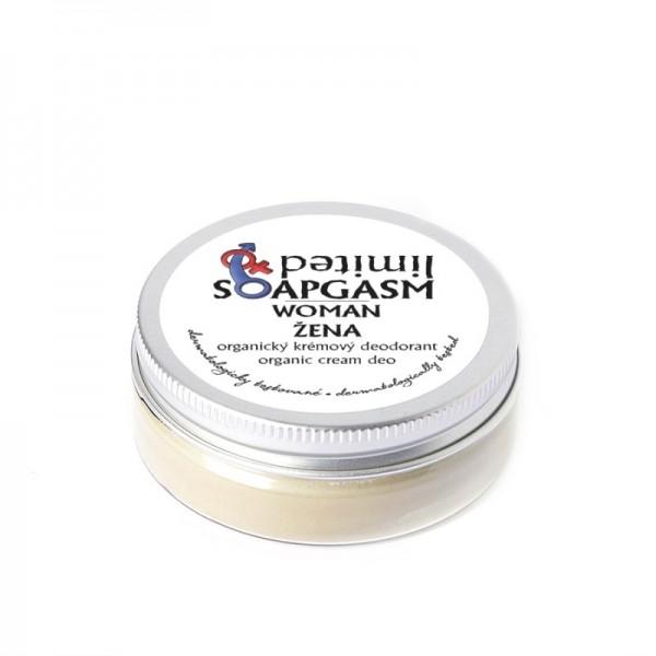 Žena - organický krémový dezodorant 50ml